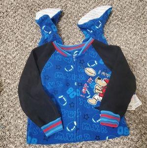 NWT-Toddler Pajamas 3T
